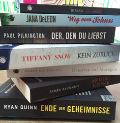 Literary English to German Translations