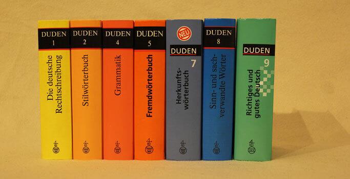 Korrektorat und Lektorat deutscher Texte