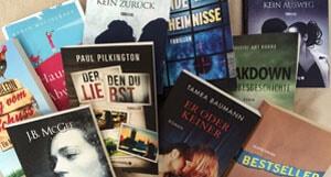 Bücher übersetzen Englisch-Deutsch